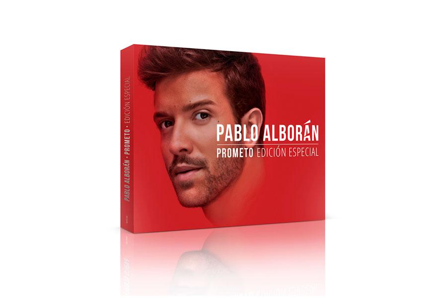 Pablo Alborán Prometo Edición Especial